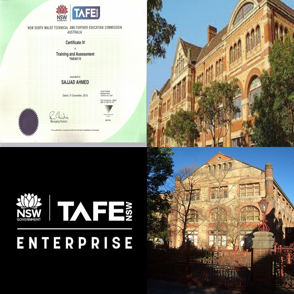 Technical and Further Education New South Wales (TAFE NSW)