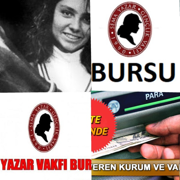 Sema Yazar Gençlik Vakfı Bursları