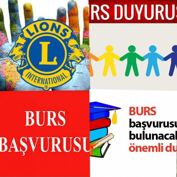 Türk Lions Vakfı Bursları