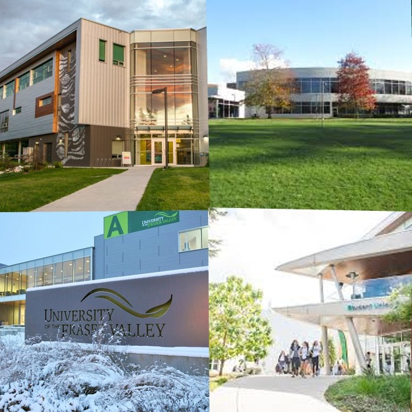 The University of the Fraser Valley